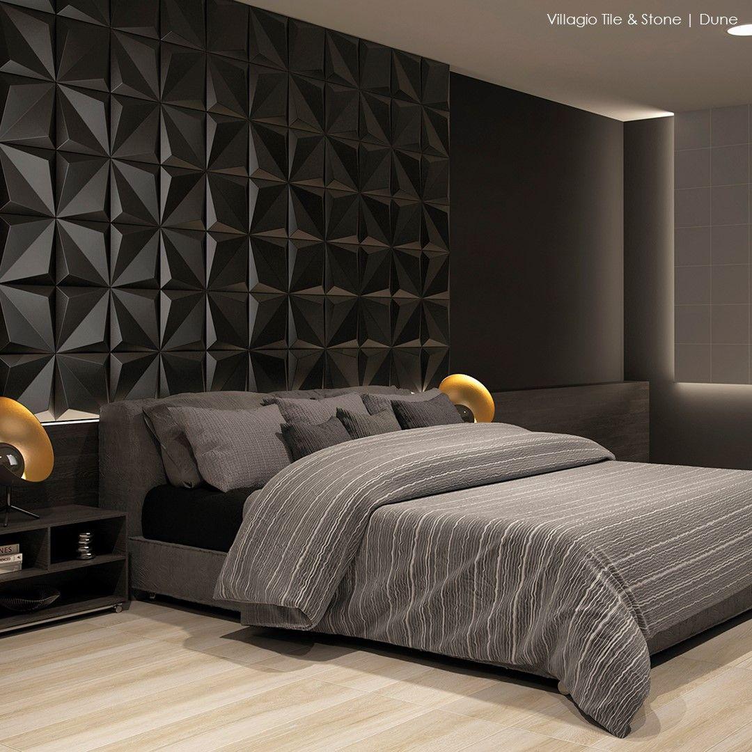 Pin On Bedrooms Bedroom wall tiles ideas