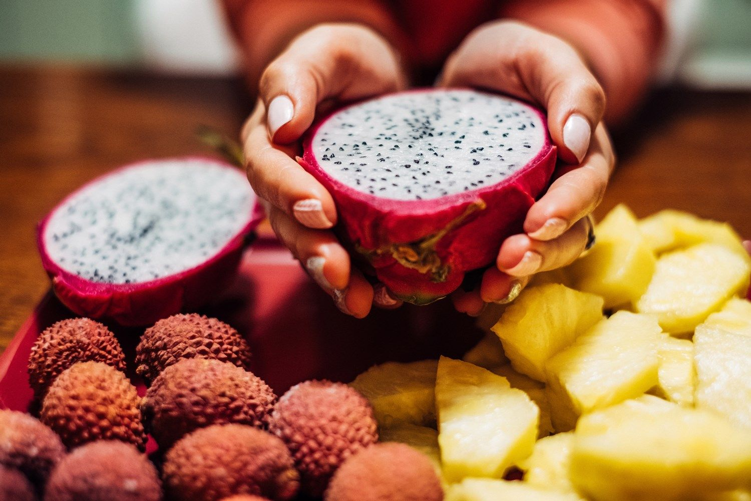 Pin On Exotic Fruits