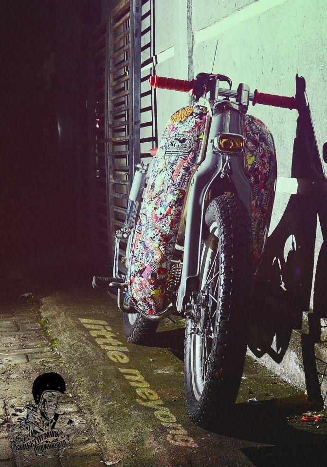 スーパー カブ 50cc スーパーカブならではの操作方法をあらためて考えてみた〈若林浩志の...