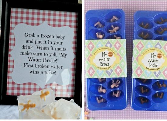 35 DIY Baby Shower Ideas For Girls
