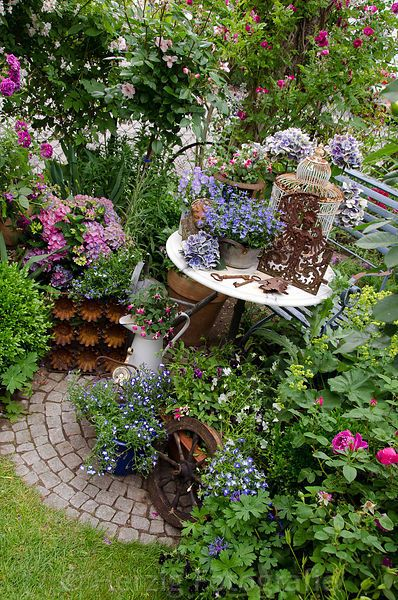Photo Kleiner Garten By Tina Horst Herzig Photography Little Garden Beautiful Flowers Garden Small Gardens