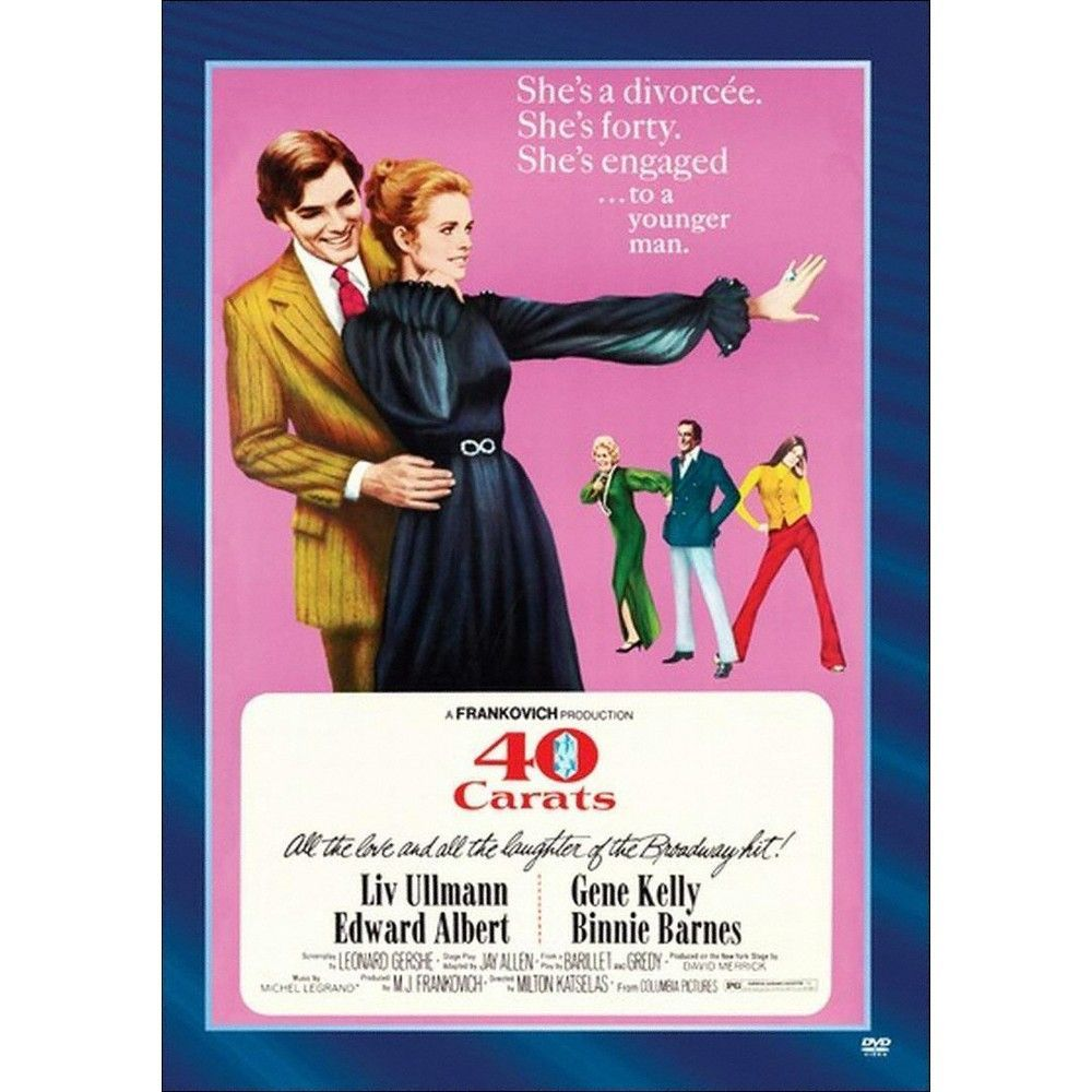 40 Carats (dvd_video), Movies