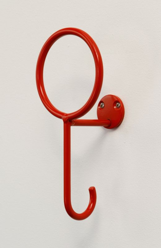 Red Coat Hook By Room 9