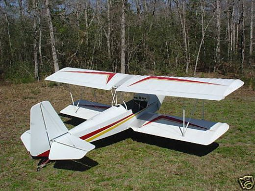 A biplane variant of the Texas parasol | Aircraft | Aircraft, Rc