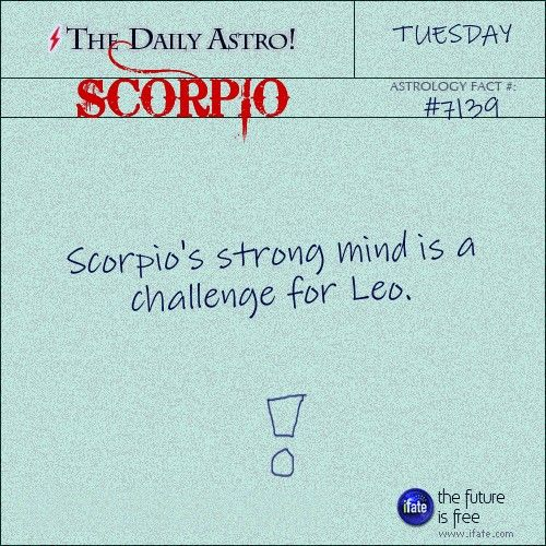 Scorpio Daily Astro You Can Get A Free Astro Birth Chart Online
