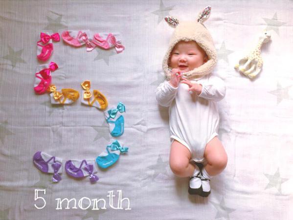 Ballerina Socks 6 Pack Baby Boy Newborn Photography Newborn Baby Photography Baby Boy Photography