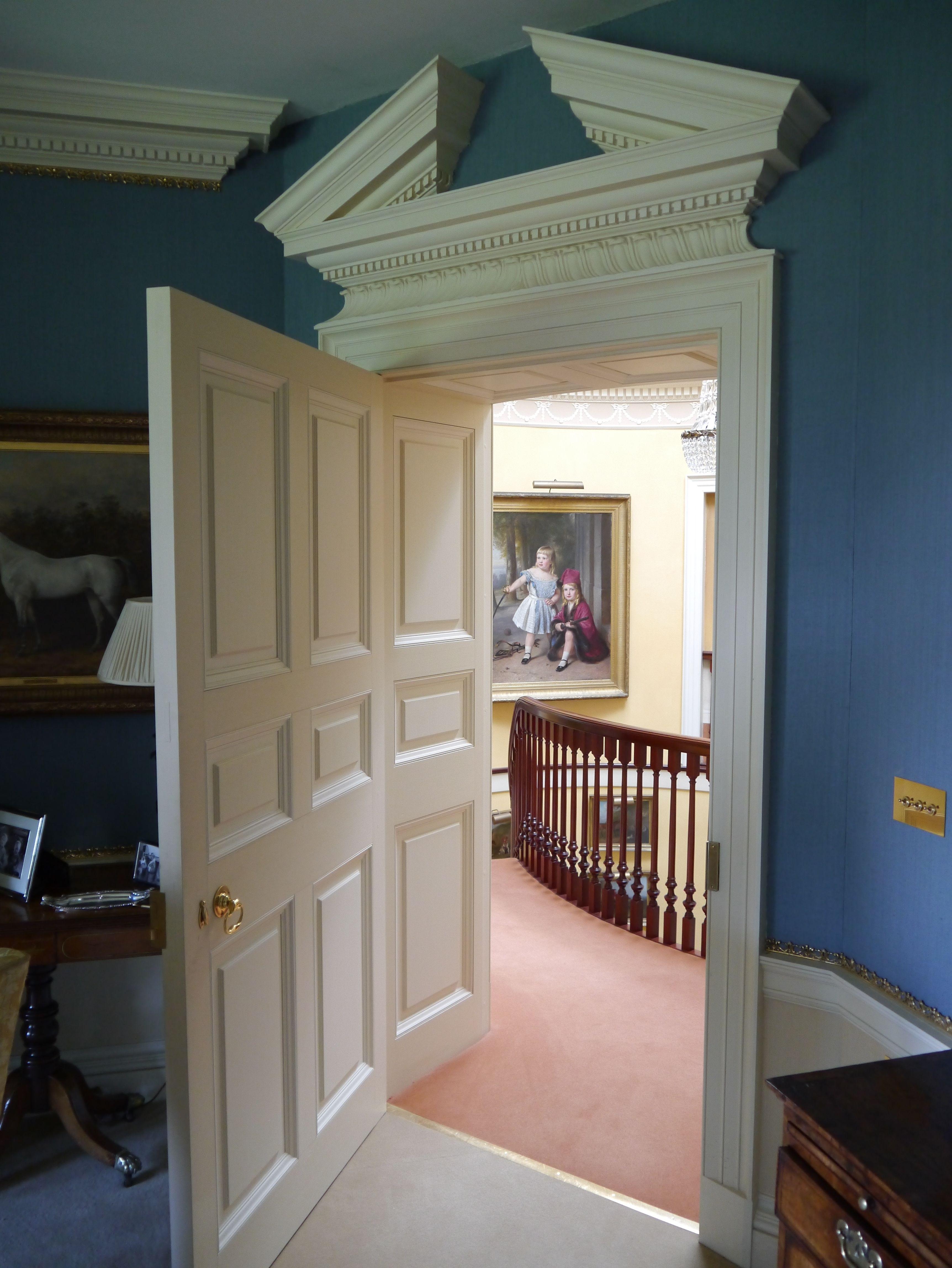 Bespoke Internal Door Georgian Doors Internal Doors 6 Panel Doors