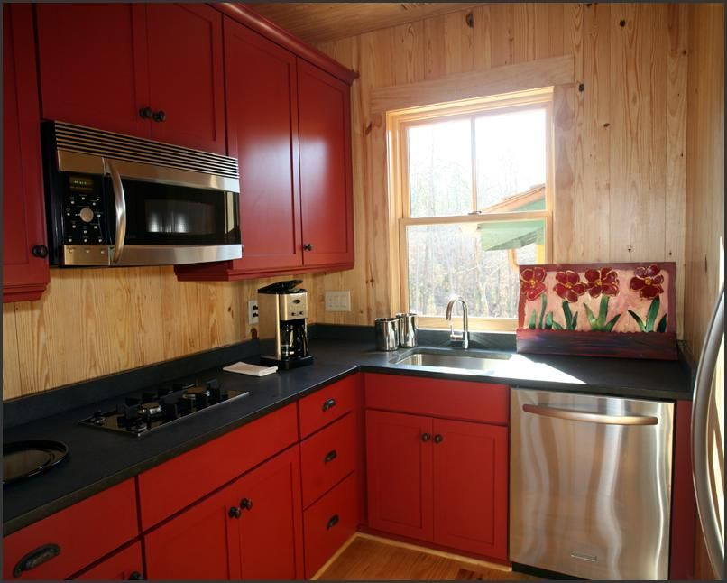 Awesome Well Groomed Interior Decoration For Small Kitchen