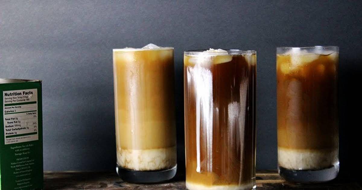 Iced sea salt coffee cold brewed recipe yummly