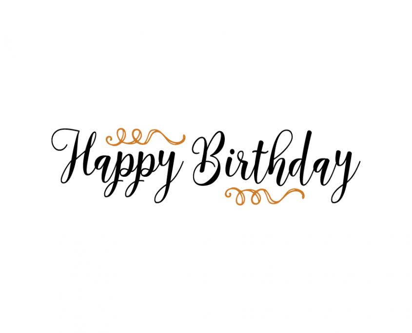 Free Svg Cut File Happy Birthday Cricut Happy Birthday