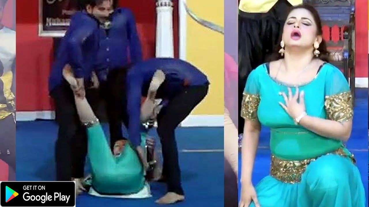 Pakistani Hot Mujras Dance Challenge