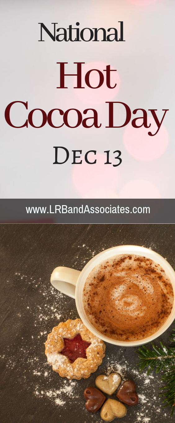National Hot Cocoa Day December 13 2018 Fashionista Bombshell Whims Hot Cocoa Holiday Chocolate Drink Treat