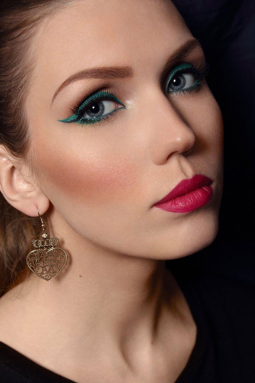 20+ maquillaje diario simple para lucir dulce y