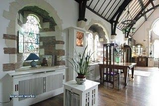 Converted Chapel, UK | Living in a church | Pinterest | Churches ...