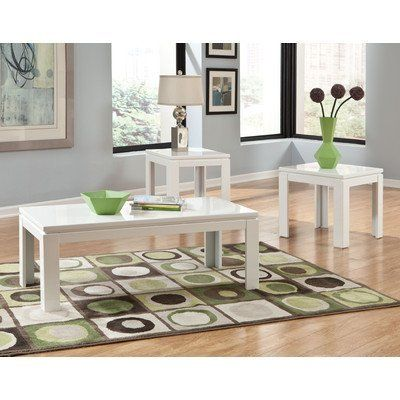Outlook 3 Piece Coffee Table Set By Standard Furniture 361 19 22133 Features Smart Contemporary D Coffee Table Standard Furniture 3 Piece Coffee Table Set