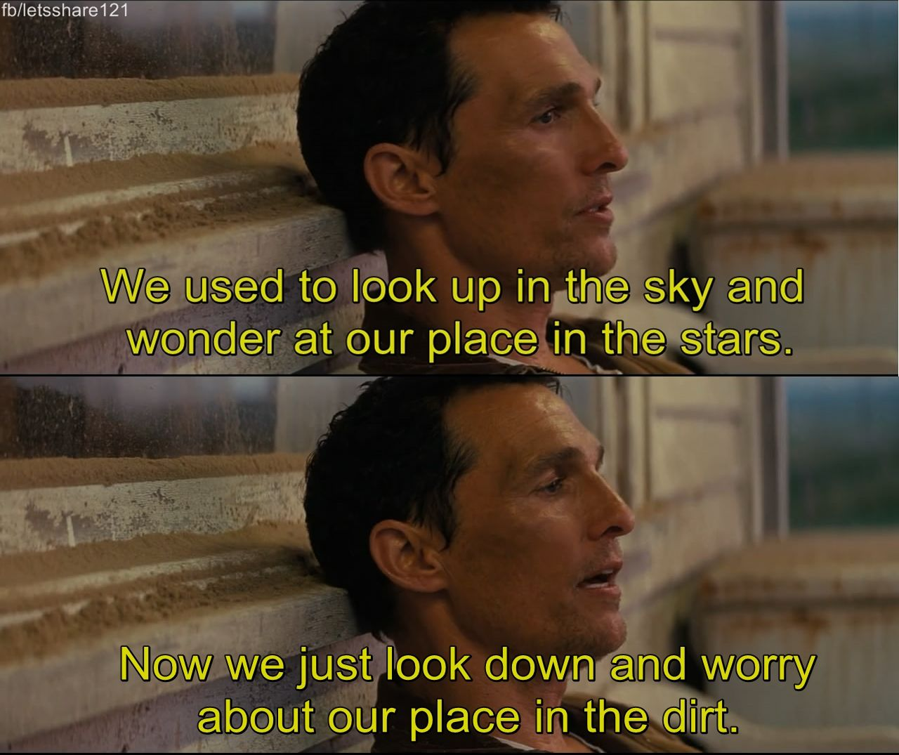 Quotes From The Movie Lincoln: Interstellar (2014)