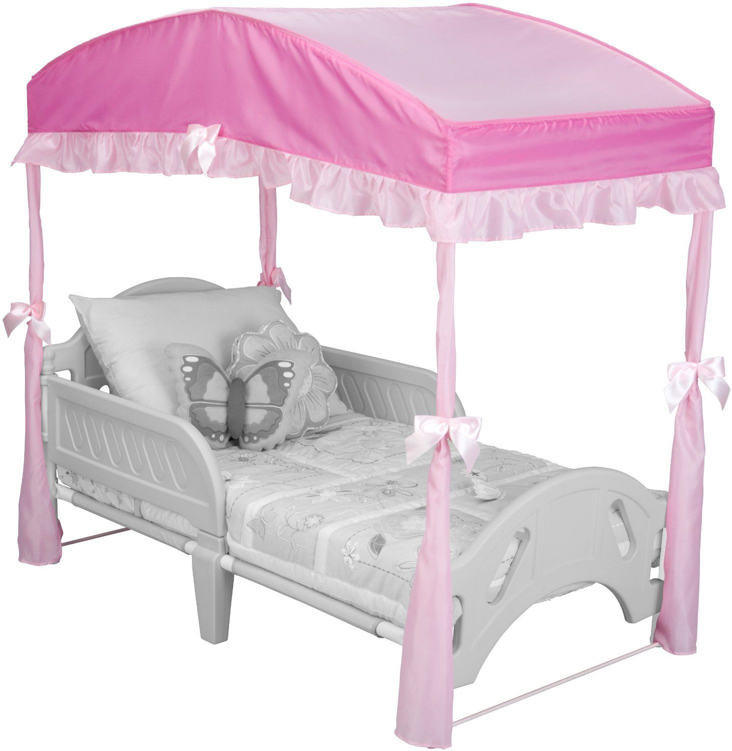 This Delta Children Canopy Toddler Bed Disney Princess Product Is