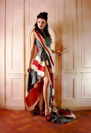 The Britannia Union Jack Dress | Henry Hunt | ASOS Marketplace ...