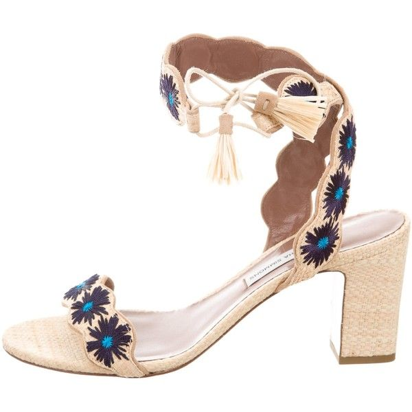 Pre-owned - Sandals Tabitha Simmons npszqI
