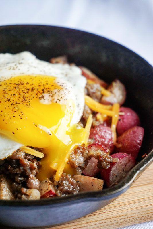 Low Carb Breakfast Bowl Receita Com Imagens Cafe Da Manha
