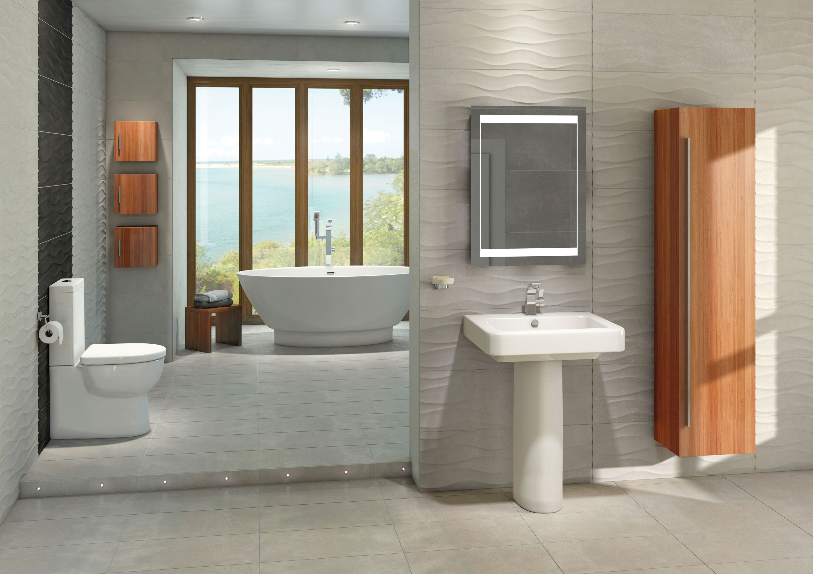 The Rose range A designer suite to rival exclusive top