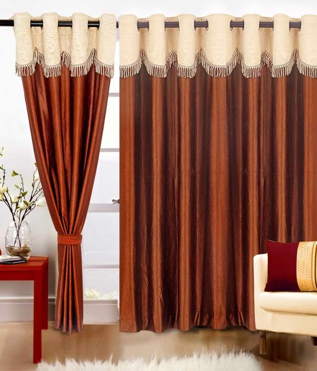 Curtains: Buy Curtains Online   Door U0026 Window Curtains @ Best Prices |  Snapdeal