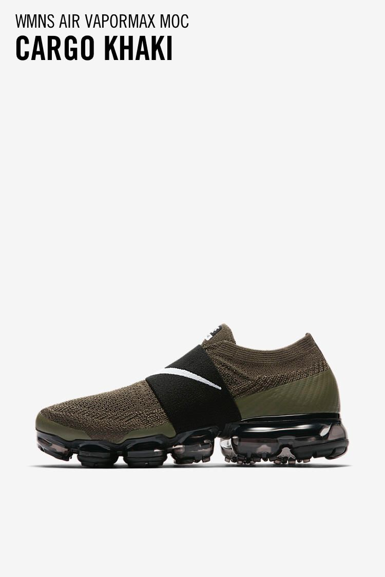 official photos dcefb 7a96a Via Nike⁠ SNKRS  www.nike .com us launch t womens-air-vapormax-cargo-khaki-black sitesrc snkrsIosShare
