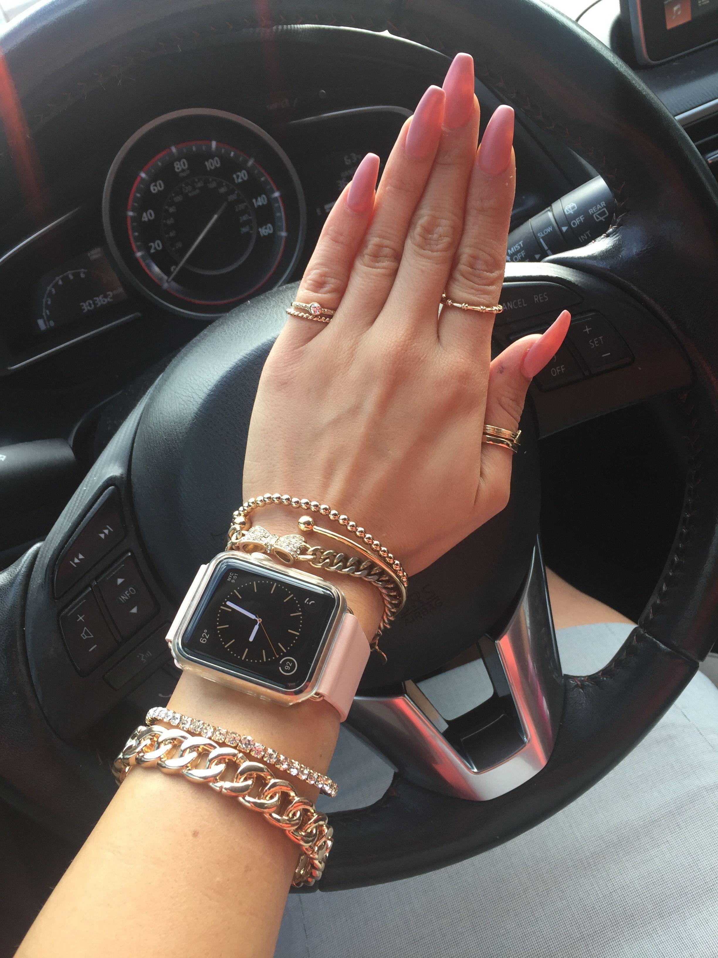 amourashleyyy 💟 Apple watch fashion, Apple watch bands