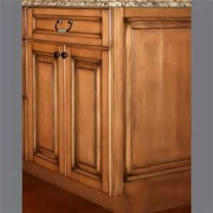 Distressed Glazed Oak Kitchen Cabinets Bing Images