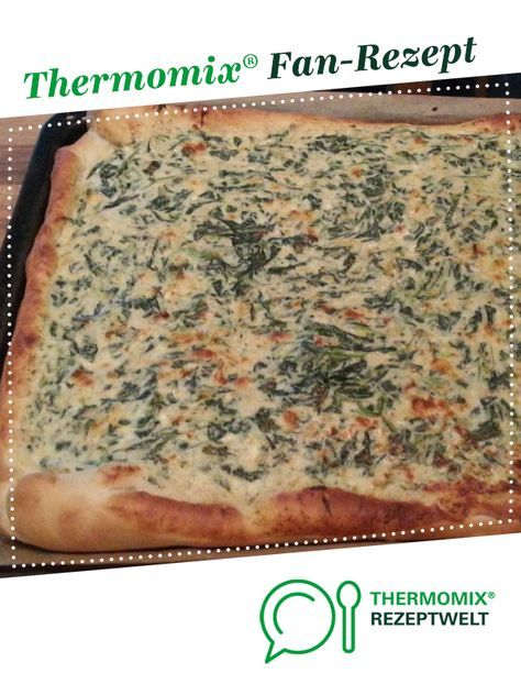 Photo of Spinach cake, spinach pizza