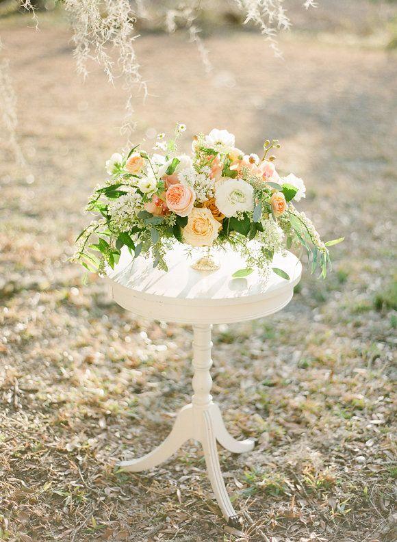 Blush and Olive Spring Wedding Ideas