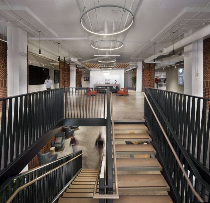 Interior Design Office Montreal: Office Tour: Element AI Offices – Montreal