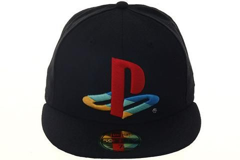 b8103b3ea8b New Era 59Fifty Playstation Fitted Hat - Black