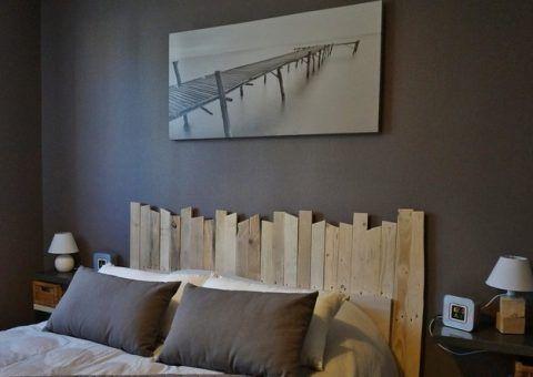 Meuble en palette Tous sur les meubles en palette caisses vins