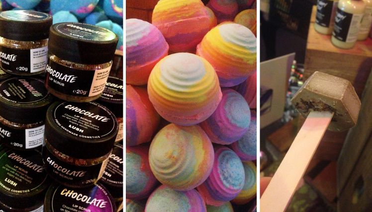 Lush is definitely launching a bath bomb subscription in ...