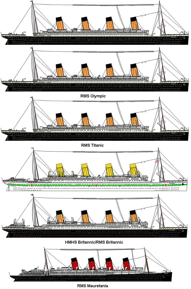 Photo Ss Normandie Deck Plans Images RMS Lusitania