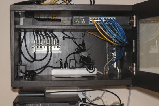 home network wiring cabinet diy pinterest home network home rh pinterest com