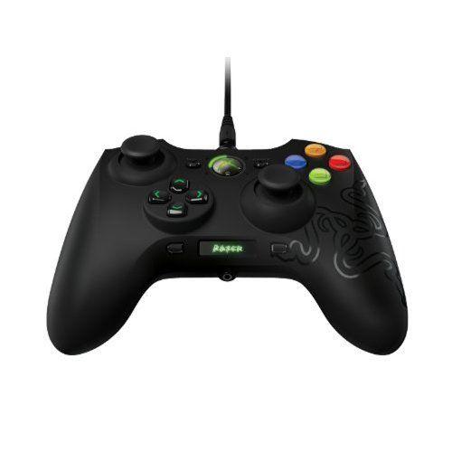 Razer Sabertooth Elite Gaming Controller for Xbox 360    #50To100, #Controller, #Elite, #Gaming, #Razer, #Sabertooth, #Xbox