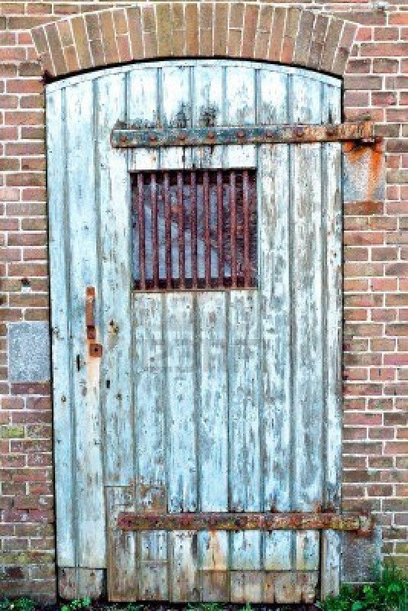 historic wooden door from napoleon fortress sabina in Holland Stock Photo & historic wooden door from napoleon fortress sabina in Holland ... pezcame.com