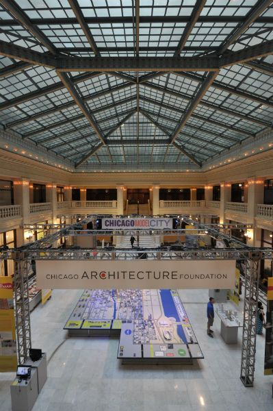 The Chicago Architecture Foundation CAF Is Proud To Present The