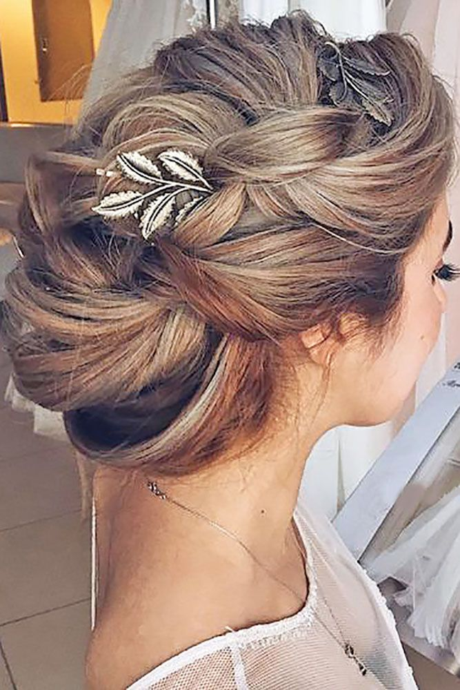 24 Bridal Hair Accessories To Inspire Your Hairstyle - Trubridal Wedding Blog