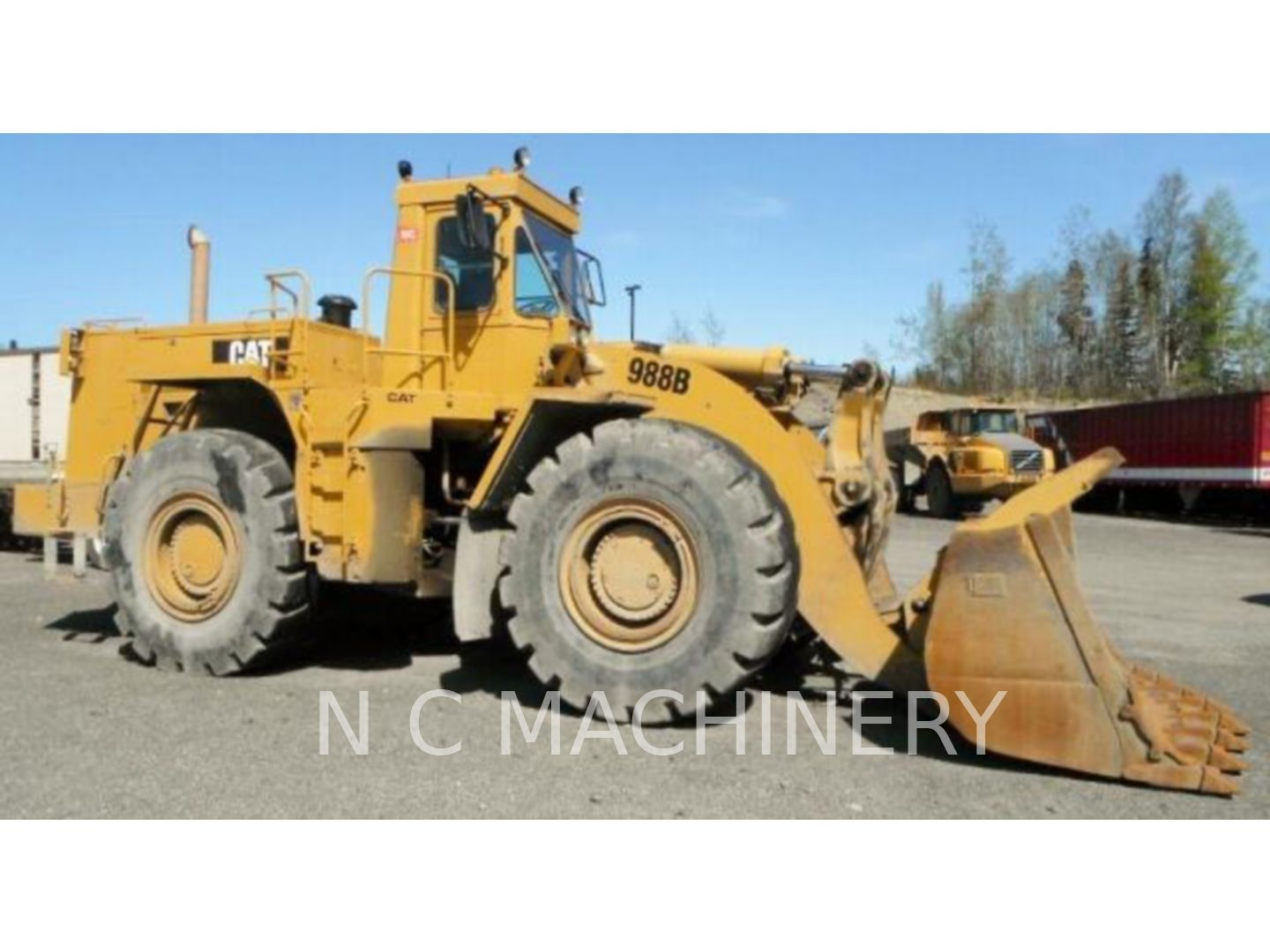 Caterpillar 988B Wheel Loaders for Sale :: Construction Equipment Guide