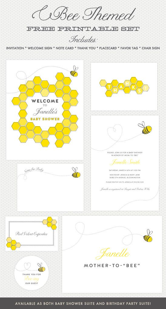 Baby Mad Libs? Yes, Please   Pinterest   Free printable, Bees and ...