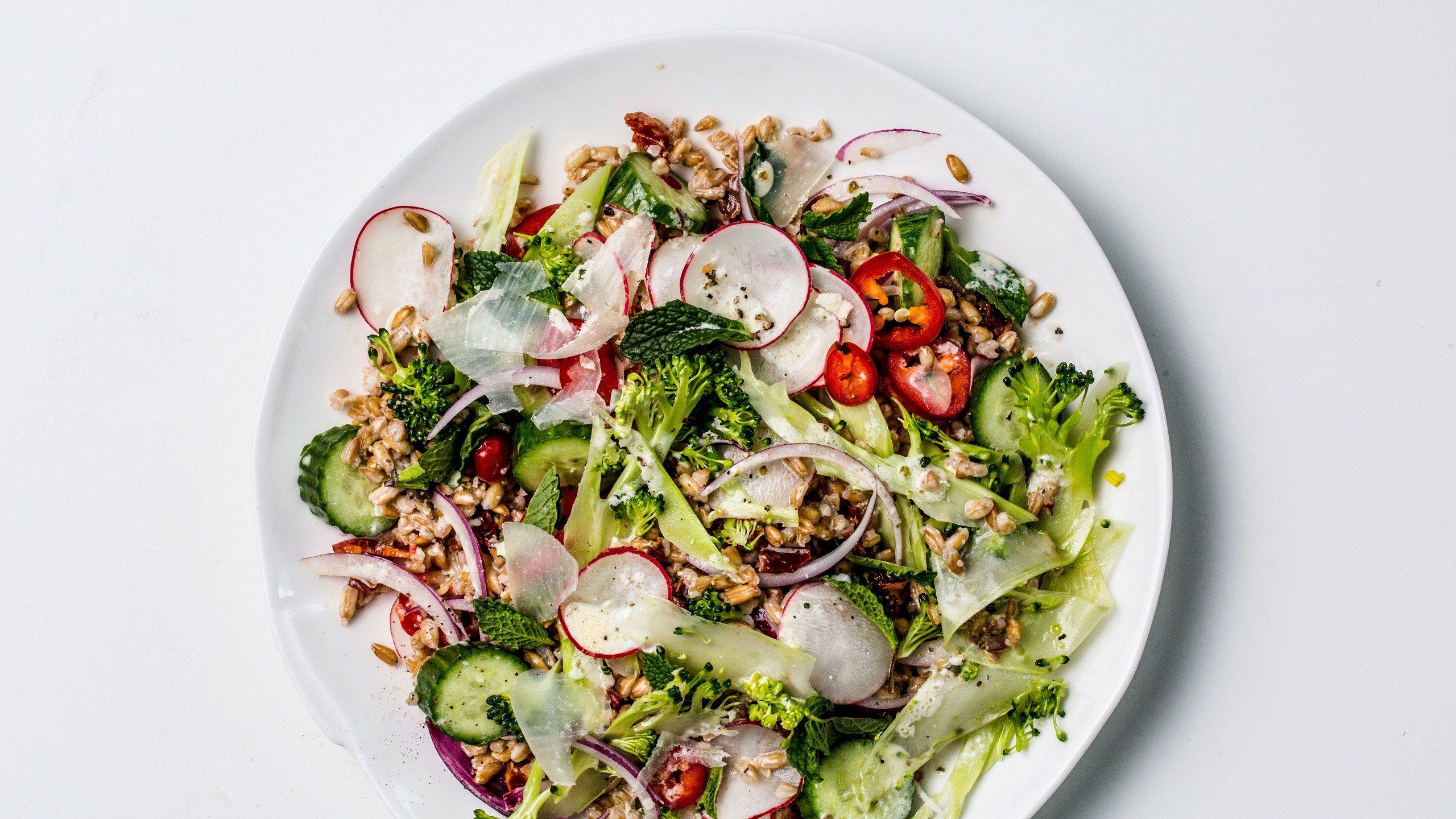 Broccoli Salad Recipe Bon Appetit