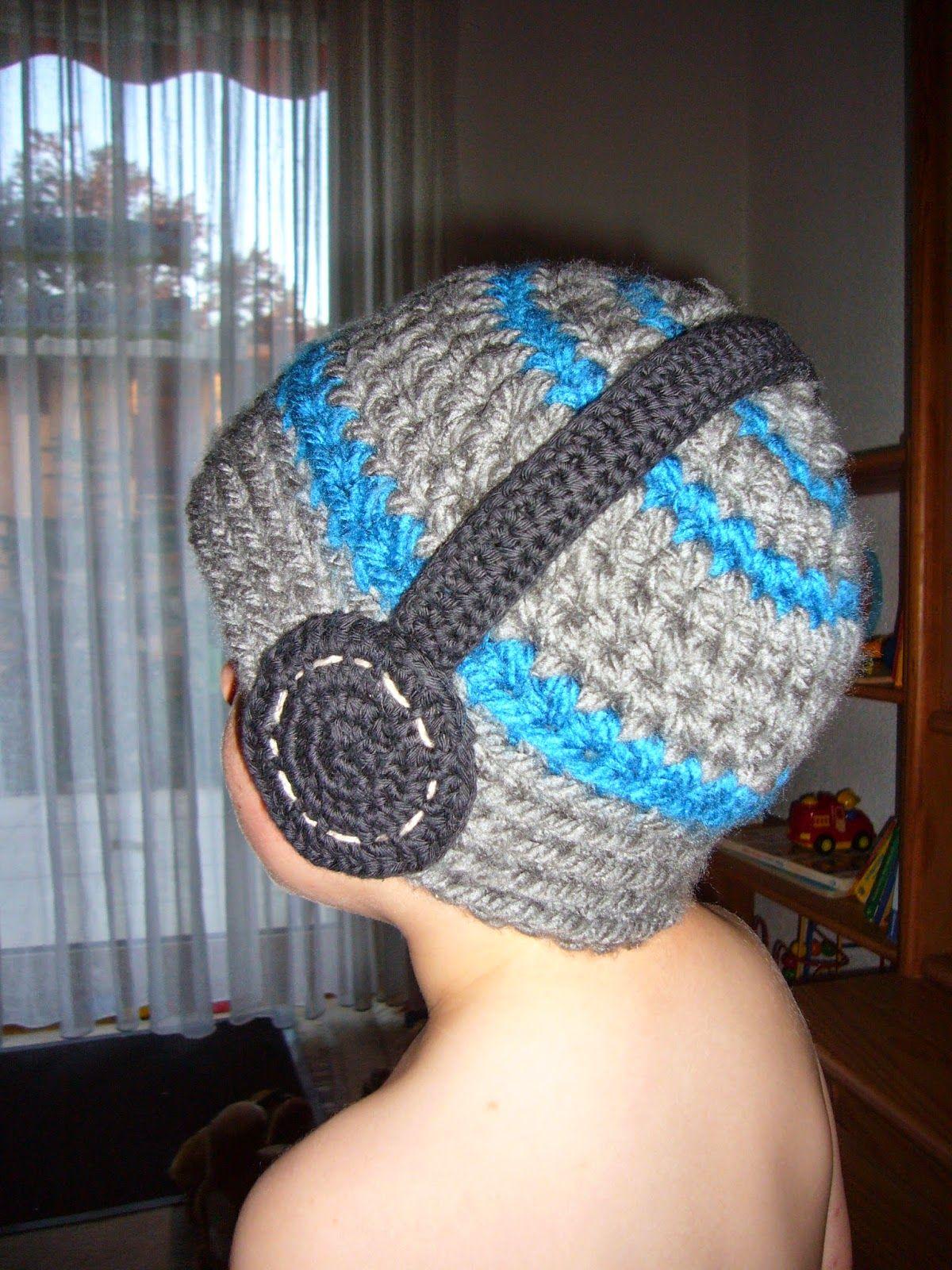 crochet hat gehäkelte Mütze http://makarikon.blogspot.de/ häkeln ...
