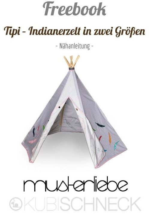 freebook tipi spielzelt geeignet zum spielen und. Black Bedroom Furniture Sets. Home Design Ideas