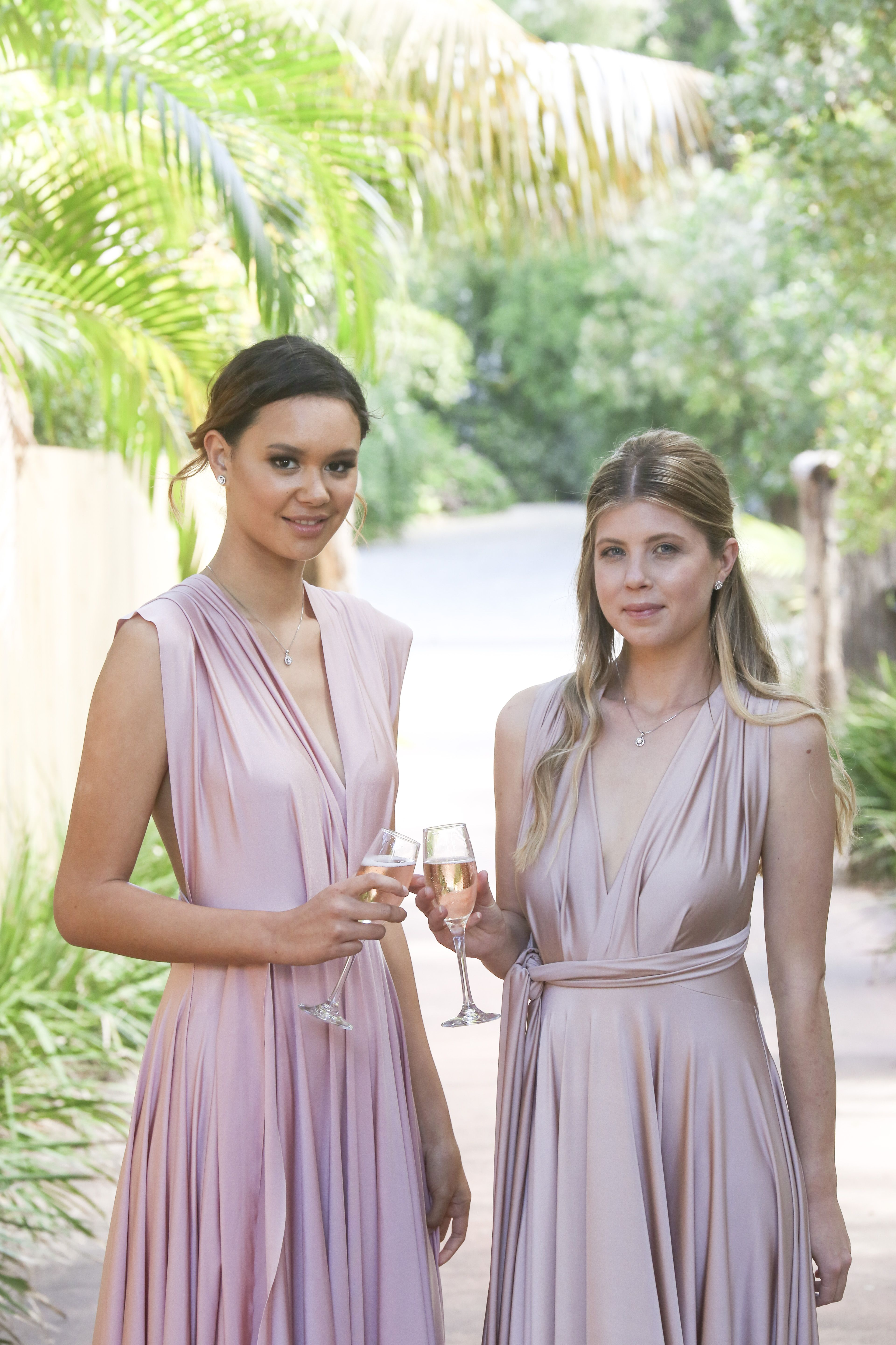 Our flattering signature multiway bridesmaids dresses goddess our flattering signature multiway bridesmaids dresses goddess by nature ombrellifo Images