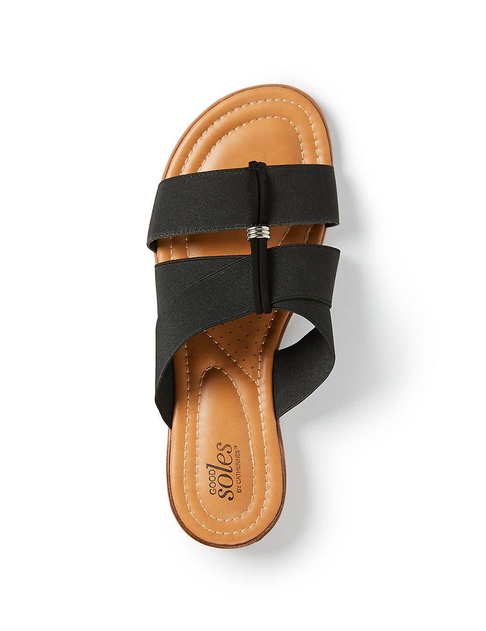 Good Soles Strappy Slide Sandal in 2020