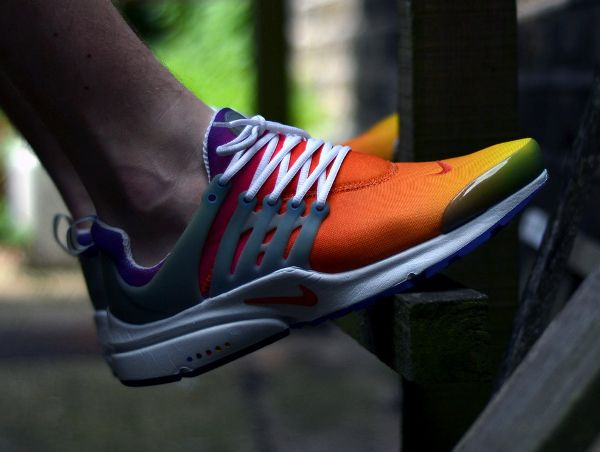 Nike Air Presto 'B Rainbow' | Sneakers | Chaussure