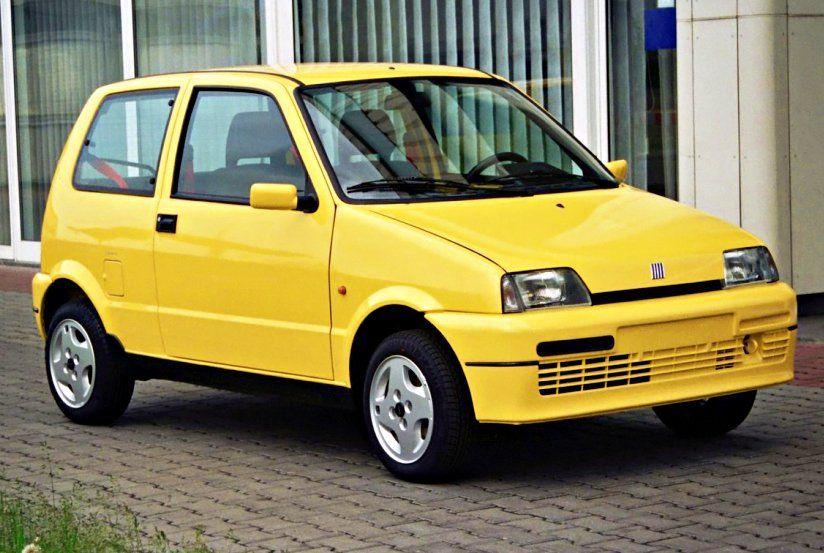 Stories Fiat Cinquecento 1 1l Sporting 1995 Fiat Cinquecento